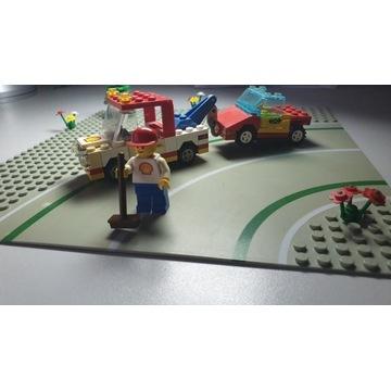 Lego ulice, lego samochody, lego ludziki