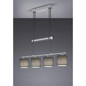 Lampa wisząca Garda 305400411 Nikiel