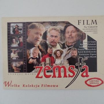 ZEMSTA  - 3 VCD