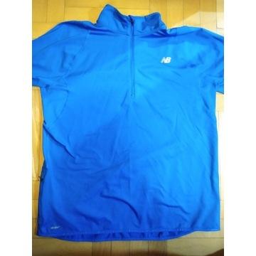 Zimowa bluza do biegania New Balance XL