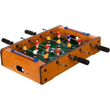 Piłkarzyki MINI stół piłkarski 51x31x8cm