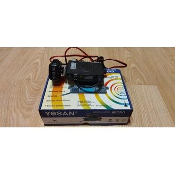 CB radio yosan micro komplet z pudełkiem