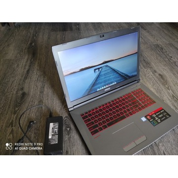 Laptop MSI GV72-7RD