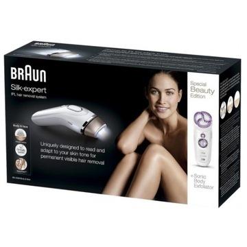 Depilator Laserowy Braun Silk Expert 5 - używany