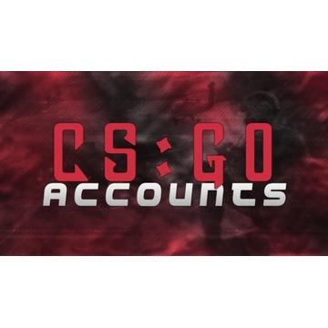 Konto Steam CS:GO 2 LVL | Odblokowany MM | Skiny