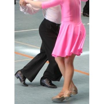 Buty do tańca towarzyskiego dla chłopca roz 34