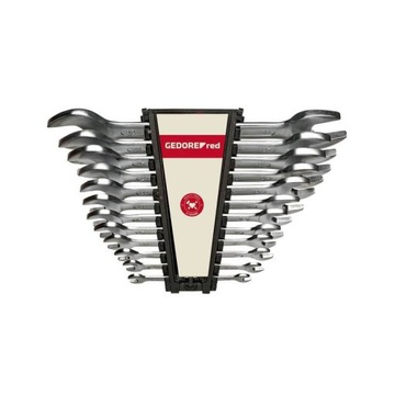 Zestaw kluczy 12-częściowy - R05105012 Gedore Red