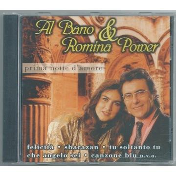 AL BANO & ROMINA POWER - Prima Notte D'Amore - CD