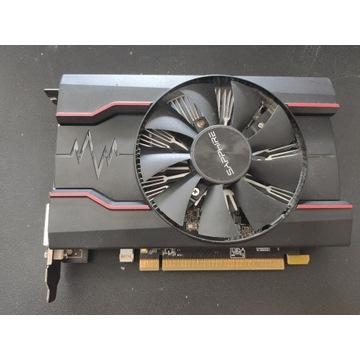 RX 550 4gb nitro pulse