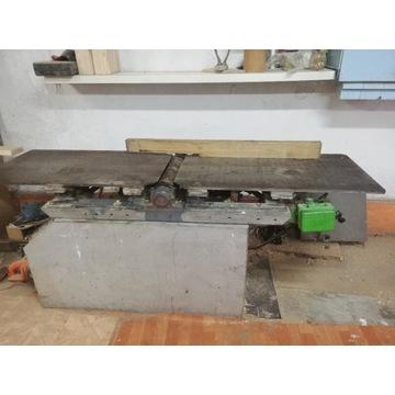 Maszyna stolarska - wyrówniarka