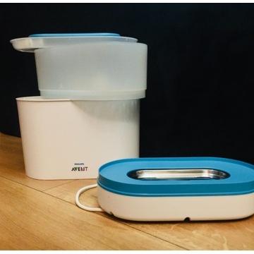 Philips/Avent Elektryczny sterylizator parowy