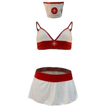 Seksowny strój pielęgniarki