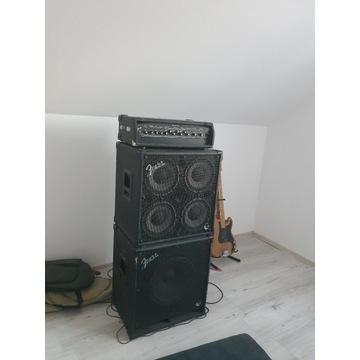 Zestaw Basowy Fender