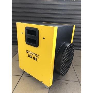 Elektryczna nagrzewnica powietrza Trotec Teh 100