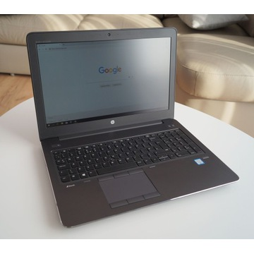 HP ZBook 15 G3 i7-6700HQ/16GB/512SSD/M1000M/ 4K