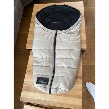 Śpiworek Croozer Winter Bunting Bag Baby