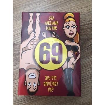 Gra karciana dla par 69
