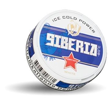 Siberia Cold pudelka do kolekcji