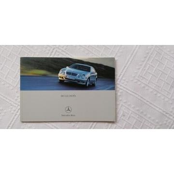 Prospekty Mercedes CLK W 208