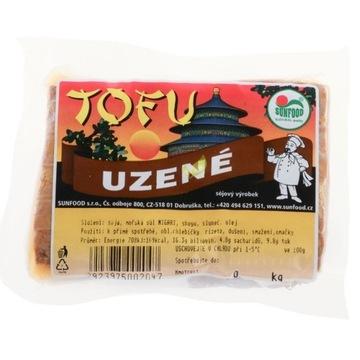 Tofu Wędzone Klasic cca: 200g - SunFood (00110)L