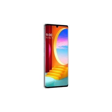 Telefon - smartfon LG VELVET Grey + ETUI+SZKŁO