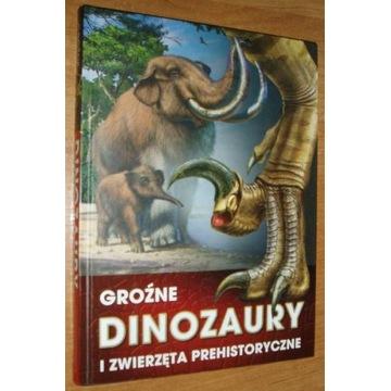 Groźne dinozaury i zwierzeta prehistoryczne
