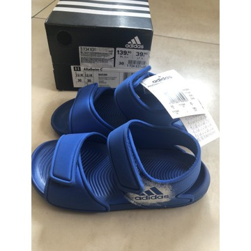 Sandały Adidas rozm 30 nowe
