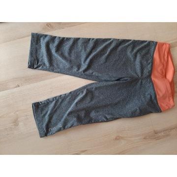 Spodnie sportowe, legginsy 3/4 rozm. XS