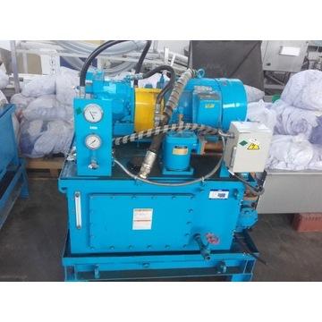 Pompa hydrauliczna 160 bar ze zbiornikiem na olej
