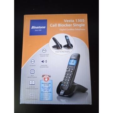 Telefon bezprzewodowy BINATONE VESTA Call Blocker