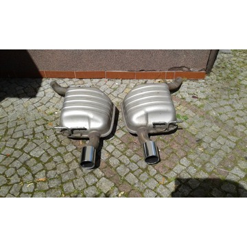 Wydech BMW E63 630i N53 3.0