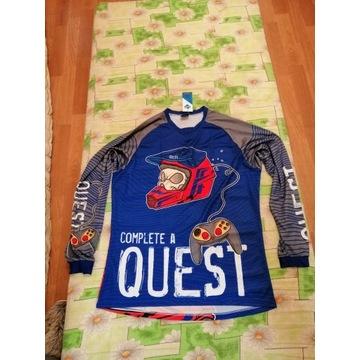 Koszulka rowerowa enduro