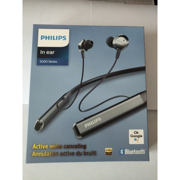 Philips Performance ANC Hi-Res | TAPN505 Nowe