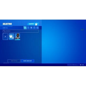 Konto Fortnite/Zdj/Na własność/FA/Aerial assult/