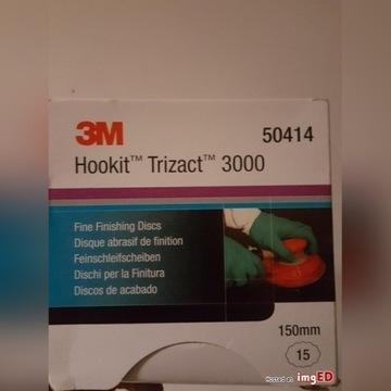 Krążek 3M Trizact P 3000 100szt