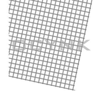 SIATKA ZGRZEWANA 1200 x 1000 25 x 25 fi 3 mm OCYNK