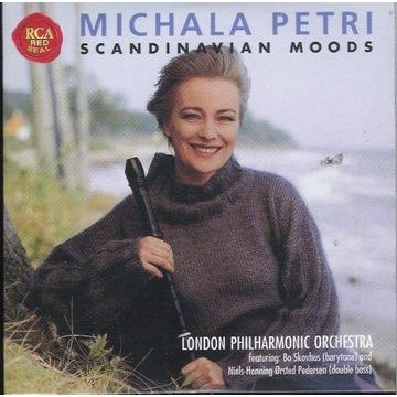 MICHALA PETRI ZESTAW 4 CD Scandinavian Moods ++