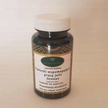 Tabletki wspomagające pracę jelit Sennax