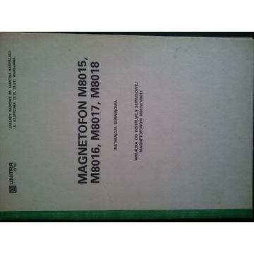 MAGNETOFON M8015 M8016 M8017 M8018