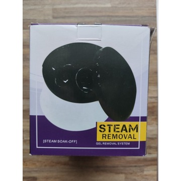 Steam soak off - do zdejmowania hybryd