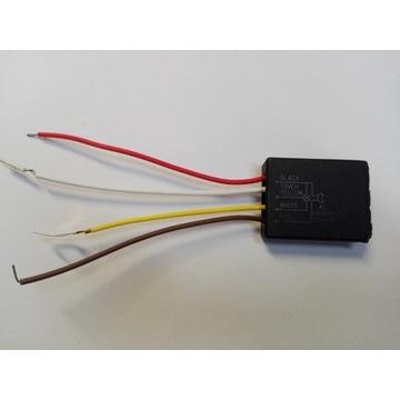 OKAZJA - wyłącznik dotykowy do lampki 230V !