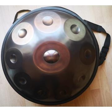 Hangdrum d-minor jak nowy handpan hapi steel tank