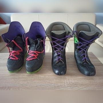 KOFLACH buty wysokogórskie skorupy 40 (7i1/2)