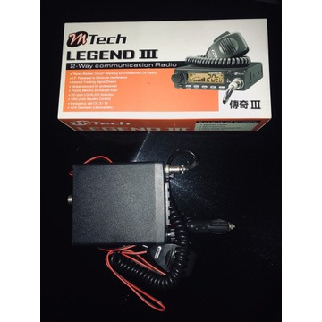 M-Tech  LEGEND III   Dost. 0