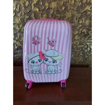Nowa walizka dla dziecka