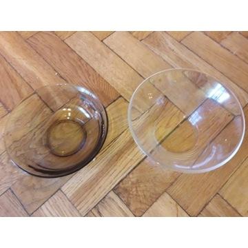 Miski szklane deserowe lub na owoce
