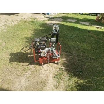 Wyciągarka hydrauliczna do żerdzi RKS