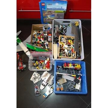 Mega zestaw klocków Lego