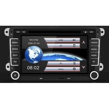 Samochodowy odtwarzacz multimedialny