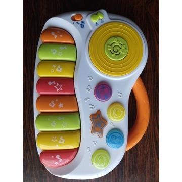 Organki grające interaktywne dla dziecka